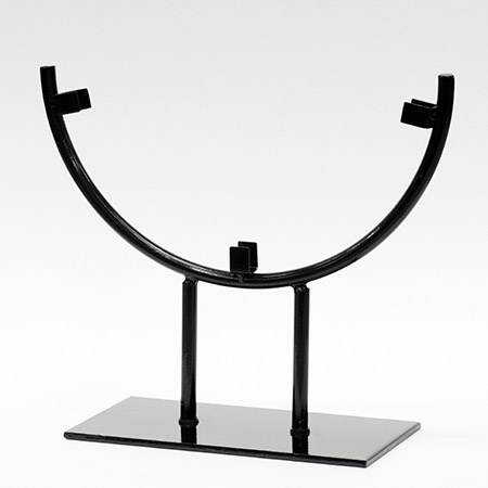 Round Metal Stand - 10 in.
