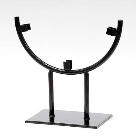 Round Metal Stand - 8 in.