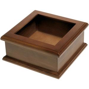 Medium 7-1/2 in. Square Box (will hold 6 x 6 in. glass)