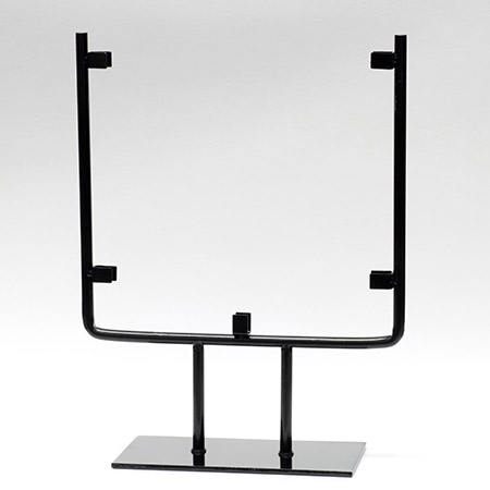 Square Metal Stand - 10 in.