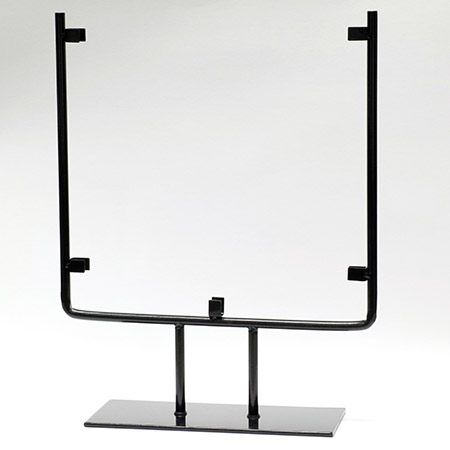 Square Metal Stand - 12 in.