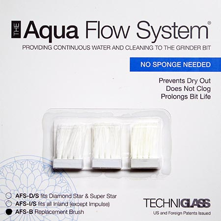 Replacement Brush for Aqua Flow System (fits all models)