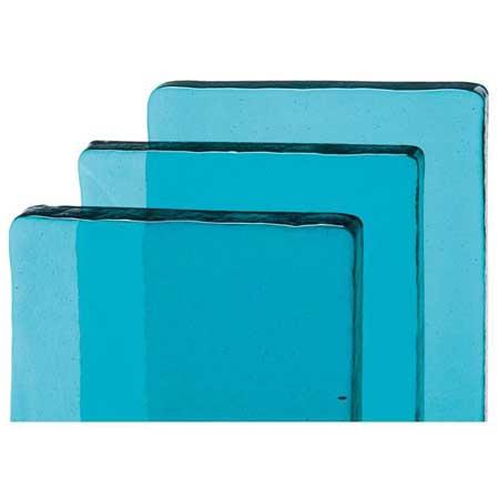 Billet - Aqua Blue Tint Fusible 90 COE
