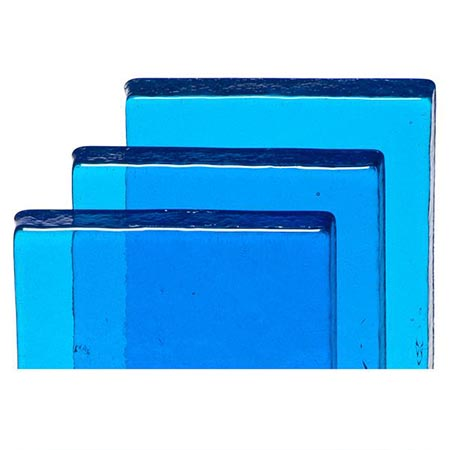 Billet - Turquoise Blue Tint Fusible 90 COE