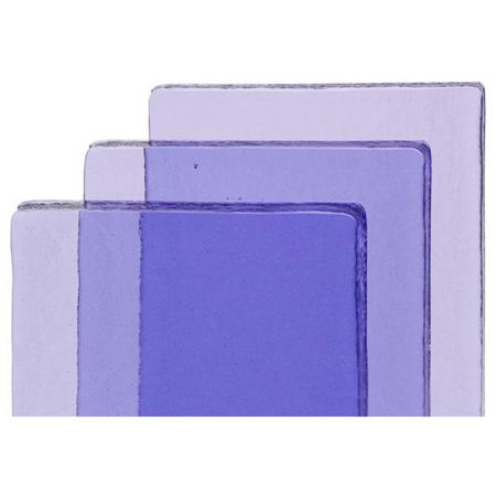 Billet - Purple Blue Tint Fusible 90 COE