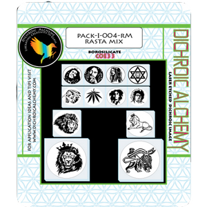 Rasta Mix Image Pack - 33 COE