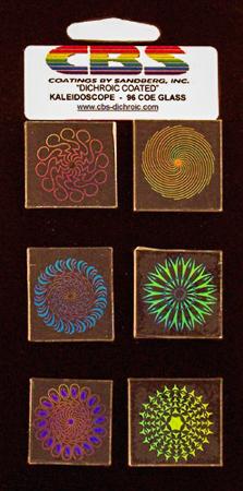 1 in. Kaleidoscopes 90 COE