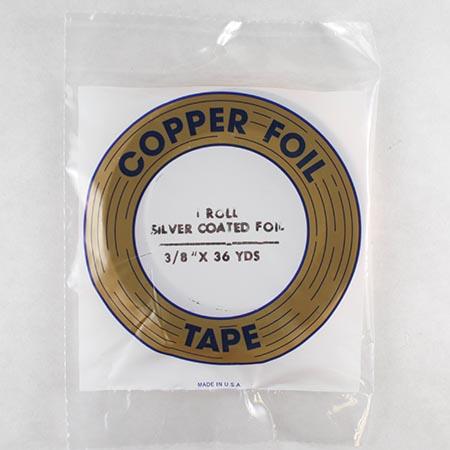 Silver Back Foil (3/8 in.) 1.0 mil - Edco