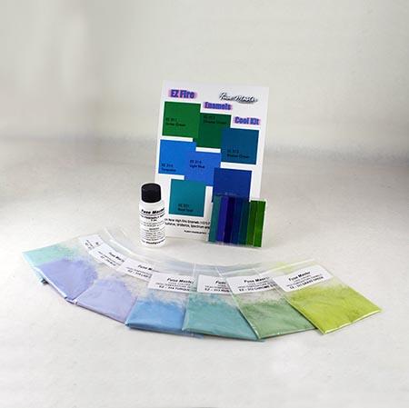 EZ Cool Enamel Kit