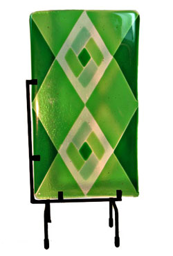 7 x 5 in. L-style Art Display Stand