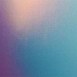 Dicro Slide - Rainbow - 3-1/4 x 8 in. sheet