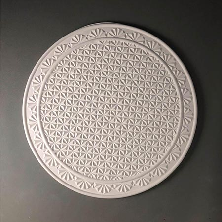 Vintage 2 Texture Tile - 9.25 in.