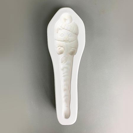 Cat Icicle Mold - 9 x 3 in.
