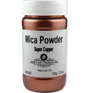 Mica Powder - Super Copper