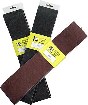 80 Grit Sanding Belt (fits GRY WBS)