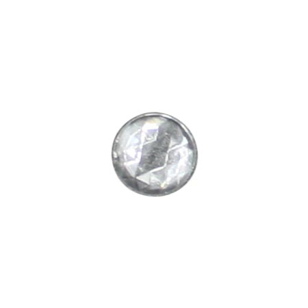 Clear Jewel - Round (15 mm)