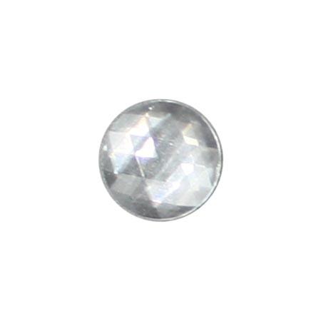 Clear Jewel - Round (20 mm)