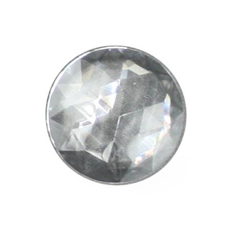 Clear Jewel - Round (35 mm)