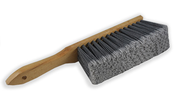 Bench Brush 14 in. long with 8 in. Brush Face