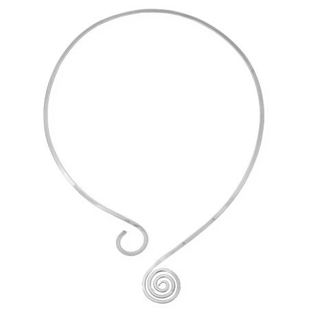 Choker Swirl & Curl