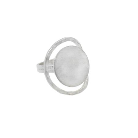 Ring Flat 15 - Size 7.5