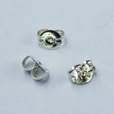Butterfly Nut - Sterling Silver (Package of 48)