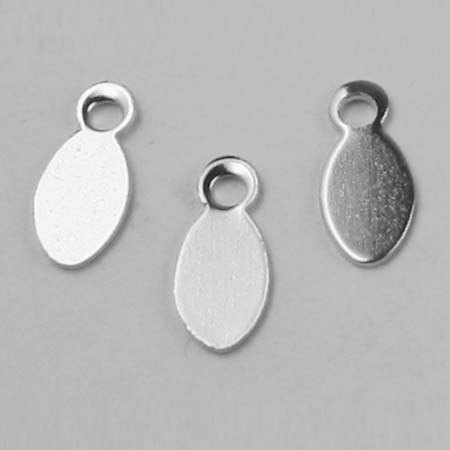 Drop Loop 4mm x 9mm (use with JS FHE - French hook earrings)