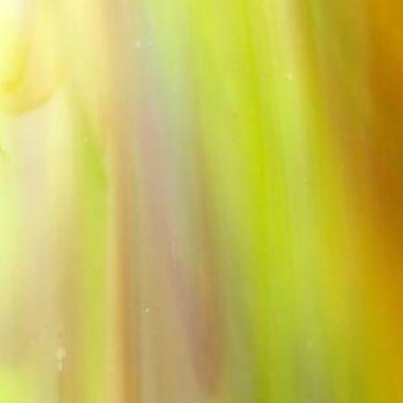 Medium Amber/ Lime Green / Opal Granite