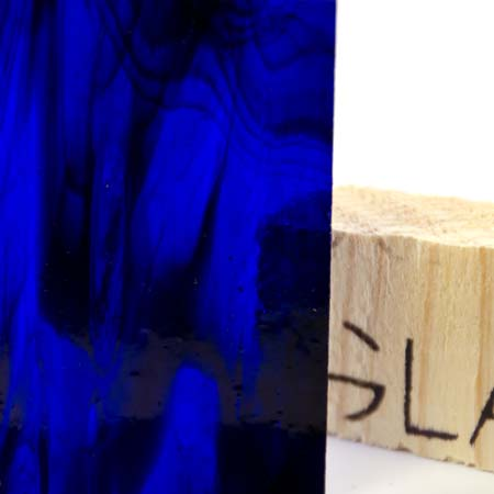 Black Purple / Cobalt Blue