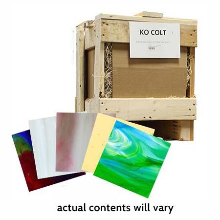 Colt Mini-Crate 75 sheets 12 x 12 in. 75 sq ft.