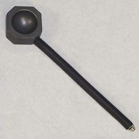 Graphite Marble Mold - 1-1/4 in.
