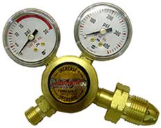 Fuel Torch Regulator - 25 PSI