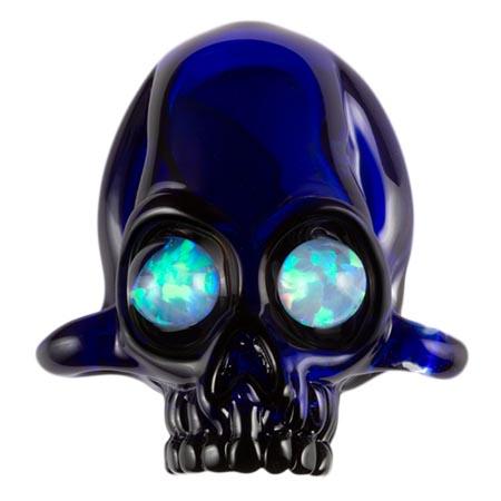 Fine Frit Cobalt Blue Borocolour 4 oz.