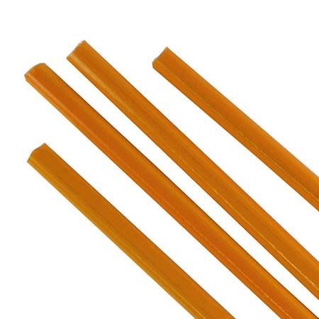 Orange Opal Rod Fusible 96 COE