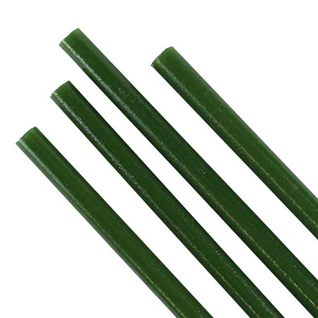 Forest Green Opal Rod Fusible 96 COE