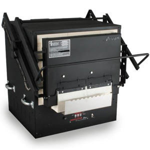 18 x 13 x 18 in. Paragon F-240 Kiln with Sentry Controller