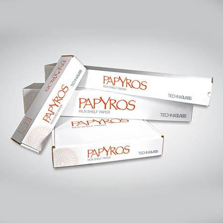 Papyros Kiln Shelf Paper Feet! Thats 141 Sq 20.5 x 82 Craft Roll