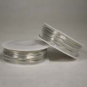 Tin Copper Wire (20 Gauge) 4 oz Spool