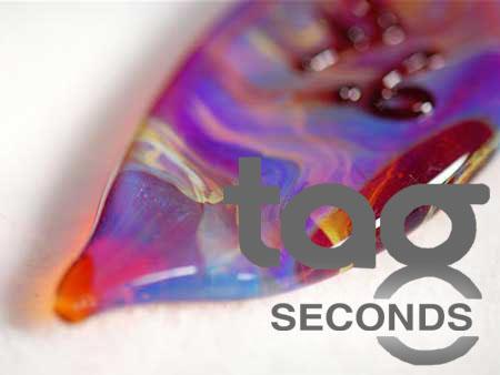 Second - Mai Tai Pink 33 COE Rod Bundle