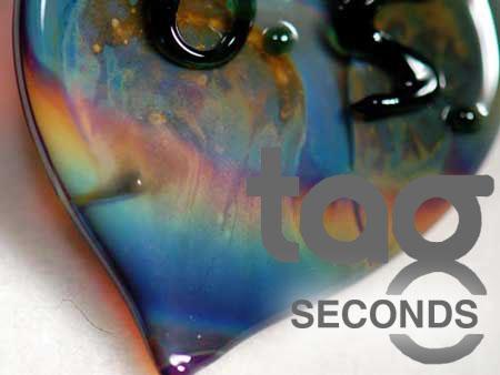 Second - Sasha's Oil Slick 33 COE Rod Bundle