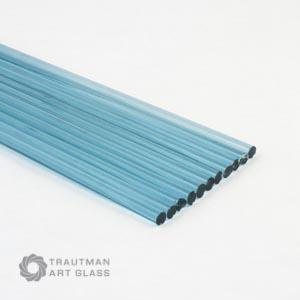 Light Blue Stardust 33 COE Rod (1/4/ lb. minimum order)
