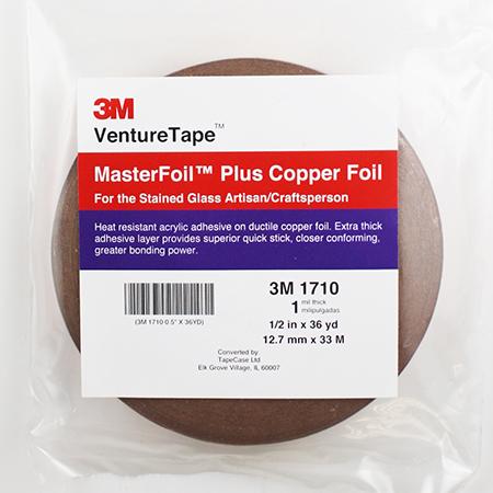 Copper Foil Tape (1/2 in.) 1 mil
