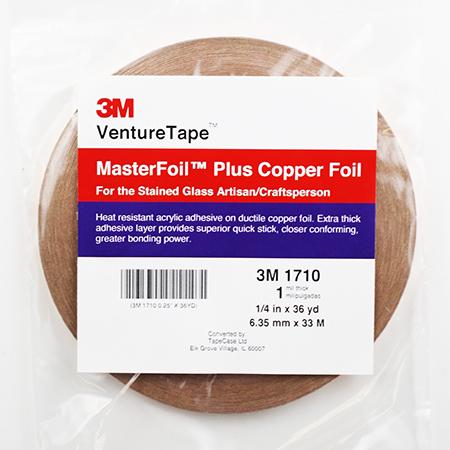 Copper Foil Tape (1/4 in.) 1 mil