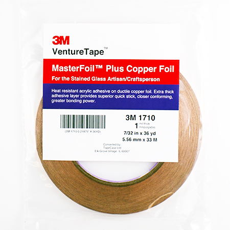 Copper Foil Tape (7/32 in.) 1mil