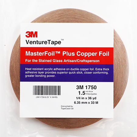 Copper Foil Tape (1/4 in.) 1.5 mil