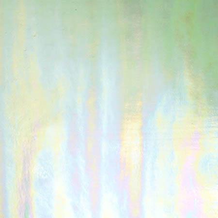 Wissmach 96 COE Pale Green Opal Luminescent Fusible
