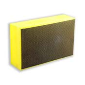 Diamond Abrasive Pad Fine 400 Grit (Yellow)