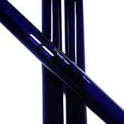 Blue 25 mm Heavy Wall Tube 33 coe