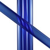 Light Blue 25 mm Heavy Wall Tube 33 coe