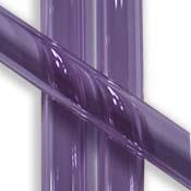 Purple Amethyst 12 mm Heavy Wall Tube 33 coe